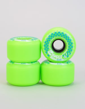 Krooked Zip Zinger 80HD Team Wheel - 58mm