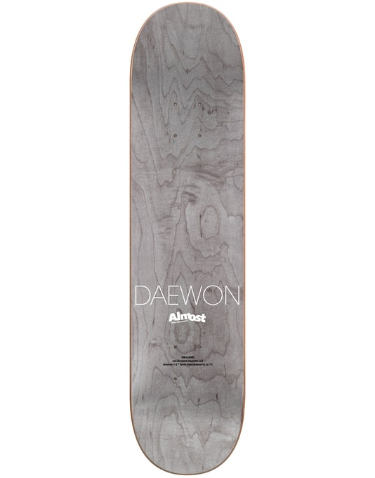 Almost Daewon Comic Strip Pro Deck - 7.75""