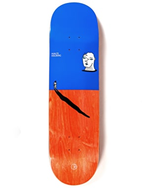 Polar Halberg Big Head Pro Deck - 8.5