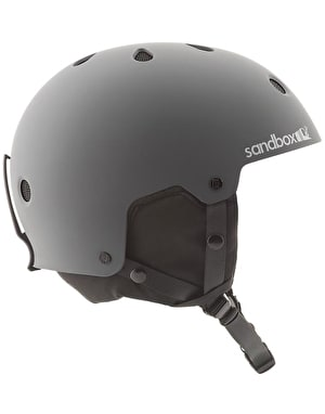 Sandbox Legend 2018 Snowboard Helmet - Grey