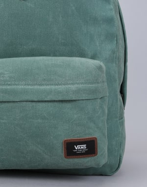 Vans Old Skool Plus Backpack - Dark Forest
