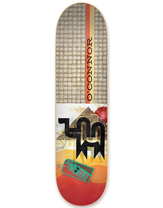 Habitat O'Connor Exposition Series Reissue Skateboard Deck - 7.875""