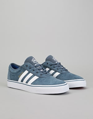 Adidas Adi-Ease OG Daewon Skate Shoes - Tech Ink/White Gold/Metallic