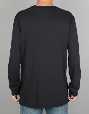 Analog Baltic L/S T-Shirt - True Black