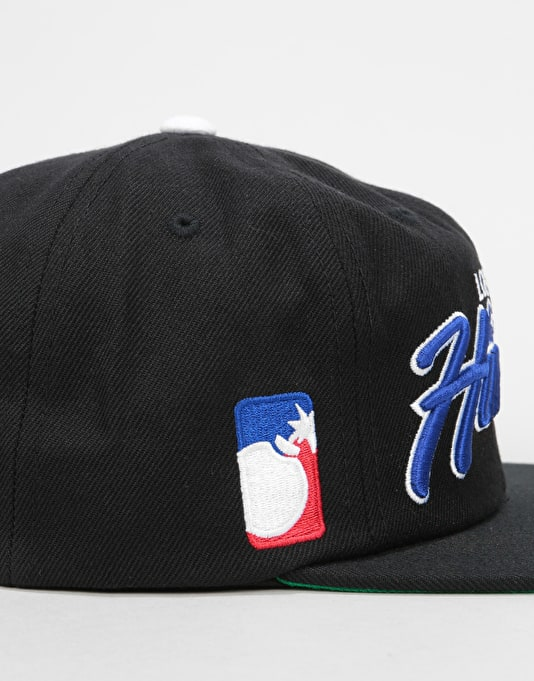 The Hundreds Team Two Snapback Cap - Black