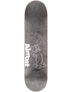 Almost Mullen Tom White Lines Pro Deck - 8
