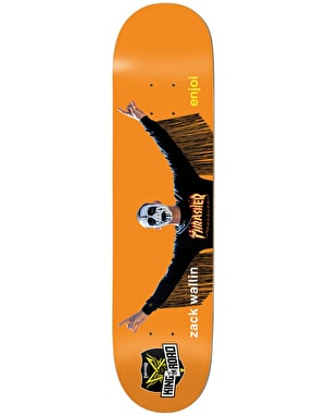 Enjoi Wallin Thrasher KOTR Pro Deck - 8.5