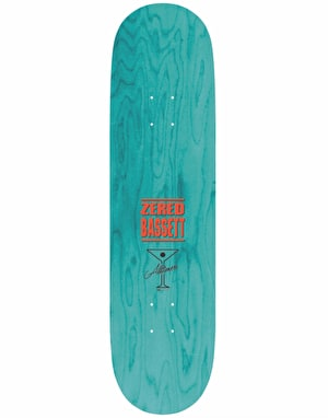 Alltimers Zered Chilling Disasters Tsunami Pro Deck - 8.3