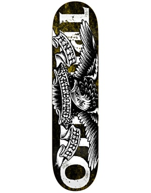 Anti Hero Trujillo Hesh Eagle Pro Deck - 8.38