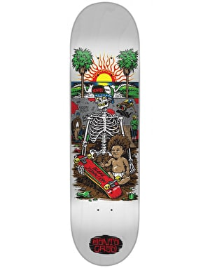 Santa Cruz Johnson Venice Origins Pro Deck - 8.375