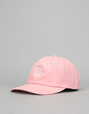 Route One Doggy Style Dad Cap - Pastel Pink