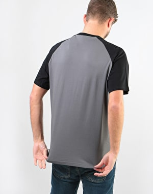 Original Balloon T-Shirt - Slate Grey/Black