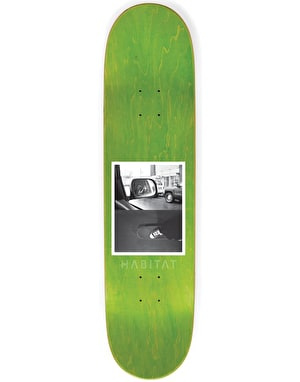 Habitat Delatorre Photography Collection Skateboard Deck - 8.125