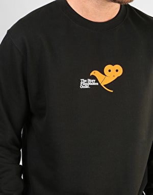 The Story Collective Filmer's Guild Sweatshirt - Black