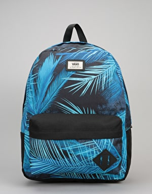 Vans Old Skool II Backpack - Black Acid Palm