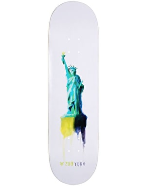 Zoo York Watercolor Liberty Team Deck - 8.25