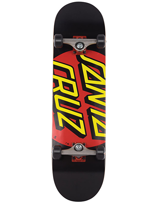 Santa Cruz Big Dot Complete Skateboard - 8.25""