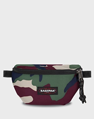 Eastpak Springer Cross Body Bag - Camo Green