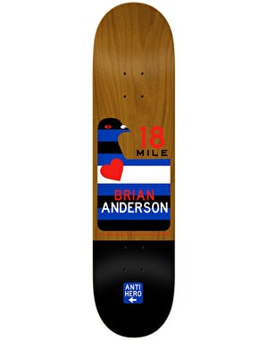 Anti Hero BA Scenic Drive Pro Deck - 8.28