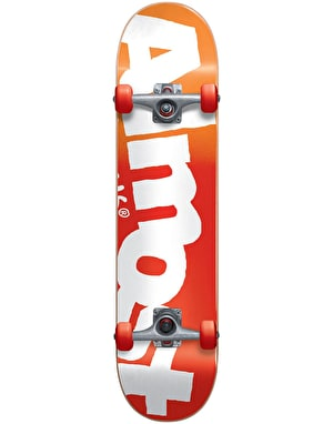 Almost Side Pipe Complete Skateboard - 7.875