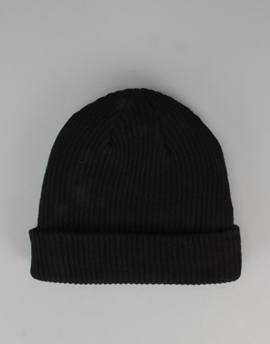Analog Burglar Beanie - True Black