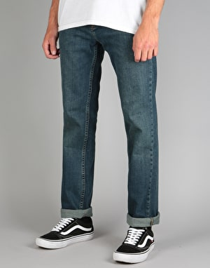 Vans V16 Slim 2 Year Denim Jeans - Indigo