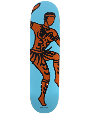 Pass Port International Ladies Skateboard Deck - 8.125