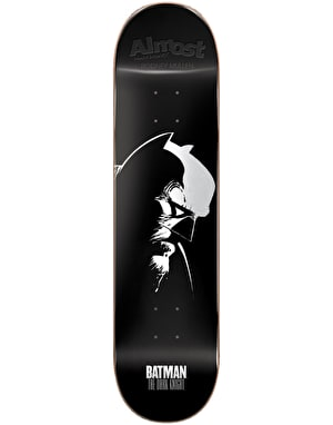 Almost x DC Comics Mullen Batman Lister Pro Deck - 8