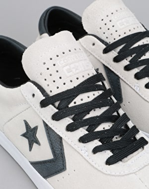 Converse Breakpoint Pro Ox Skate Shoes - White/Black/Black
