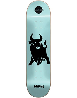 Almost Youness Black Out Impact Light Pro Deck - 8.25