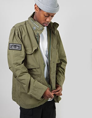 Obey Iggy M65 Jacket - Army