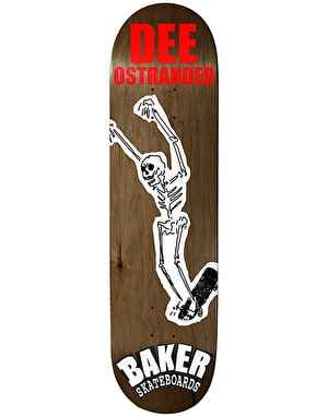 Baker Dee From The Grave Pro Deck - 8