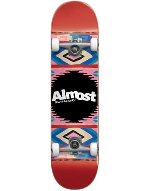 Almost Native American Complete Skateboard - 7.5