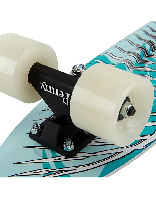 Penny Skateboards Hawk Full Skull Classic Cruiser - 22""