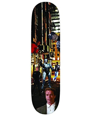 Alltimers Diff Cops Team Deck - 8.3