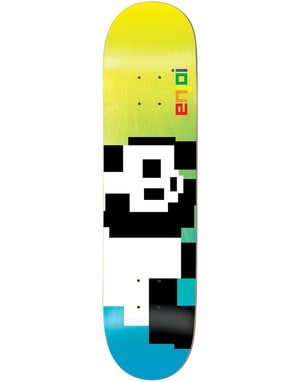 Enjoi 8 Bit Panda Team Deck - 8.375