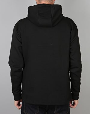 Hype Boxy Pullover Hoodie - Black