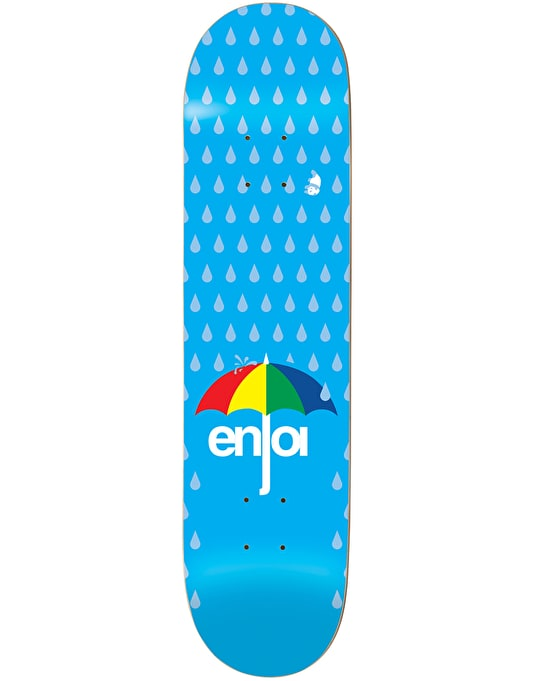 Enjoi Raining Panda Skateboard Deck - 7.75""