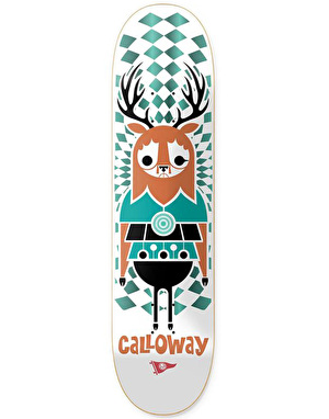 Primitive x Don Pendleton Calloway Pendleton Zoo Pro Deck - 8.5
