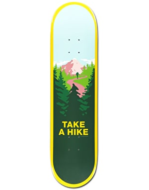 Skate Mental Take A Hike Team Deck - 8.2