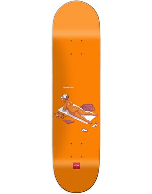 Chocolate Yonnie Sunbathers Skateboard Deck - 8