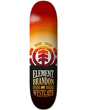 Element Westgate Hues Skateboard Deck - 8