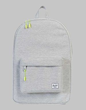 Herschel Supply Co. Classic Backpack - Light Grey Crosshatch