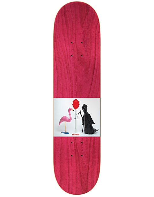 Krooked Anderson Stachue Pro Deck - 8.25""