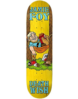 Deathwish Foy Happy Place Pro Deck - 8