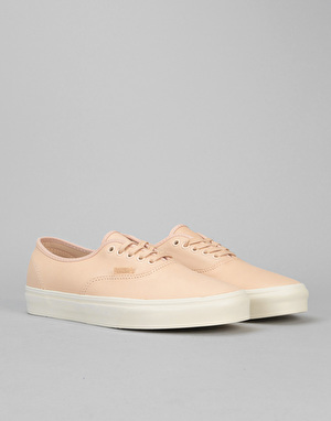 Vans Authentic DX Shoes - (Veggie Tan Leather) Tan