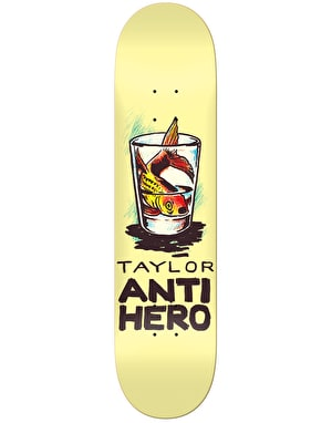 Anti Hero Taylor Overcrowding Pro Deck - 8.12