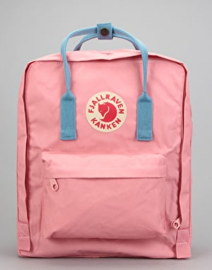 Fjällräven Kånken Backpack - Pink/Air Blue