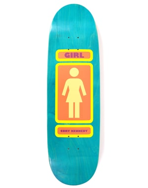 Girl Kennedy '93 Til 'Powerslide' Pro Deck - 9.25