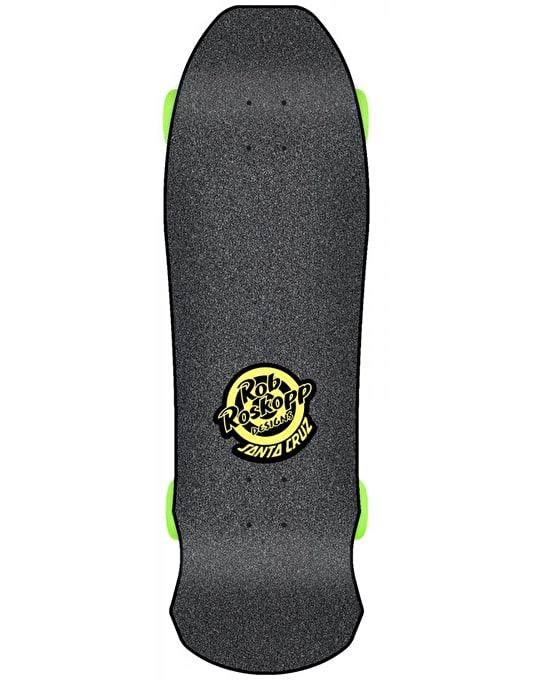 "Santa Cruz Roskopp Face Cruiser - 9.5"" x 31"""